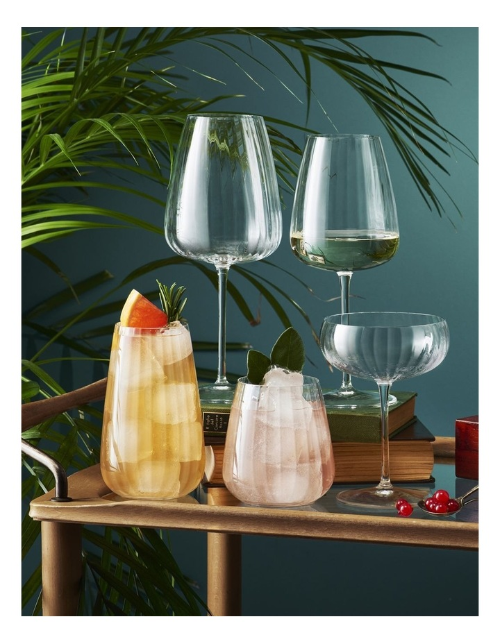 Optica Small Stemless 450ml 4 Pack image 2