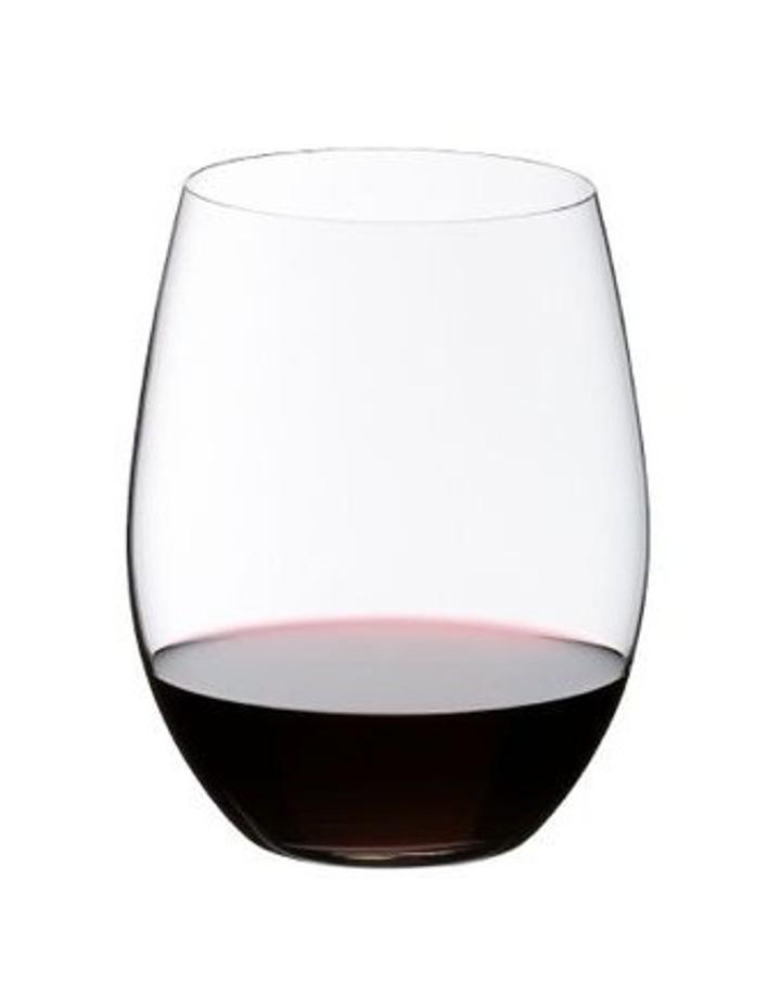 O Wine Tumbler Cabernet/Merlot Set Of 2 image 1
