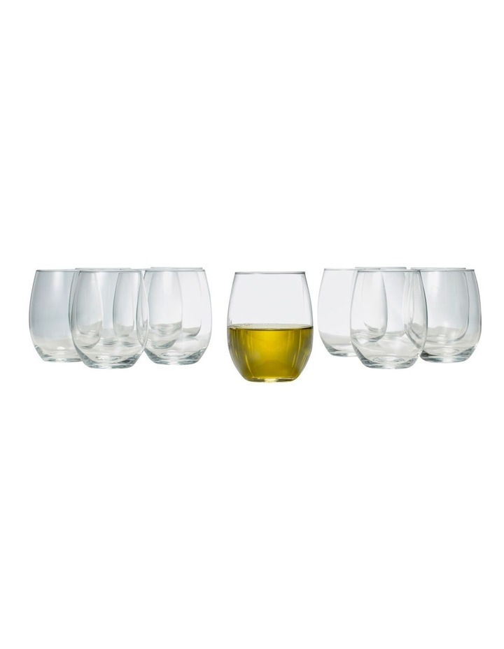 Borello Stemless Wine Glass - Set of 12 image 2