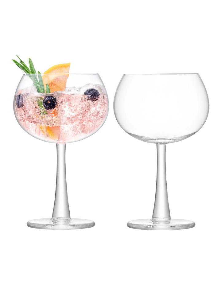 Gin Balloon Glass  Set of 2  420ml image 2