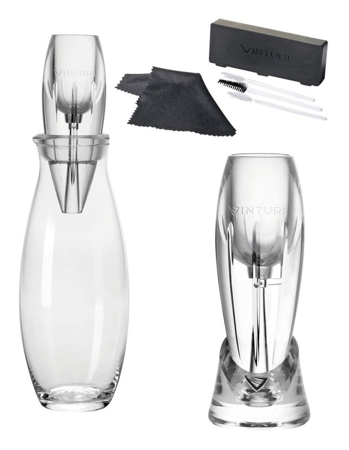 Red wine Aerator & Carafe Set image 1
