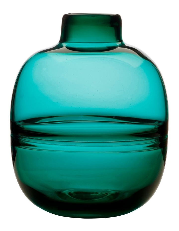 Flourish Orbit Vase 25cm Green image 1
