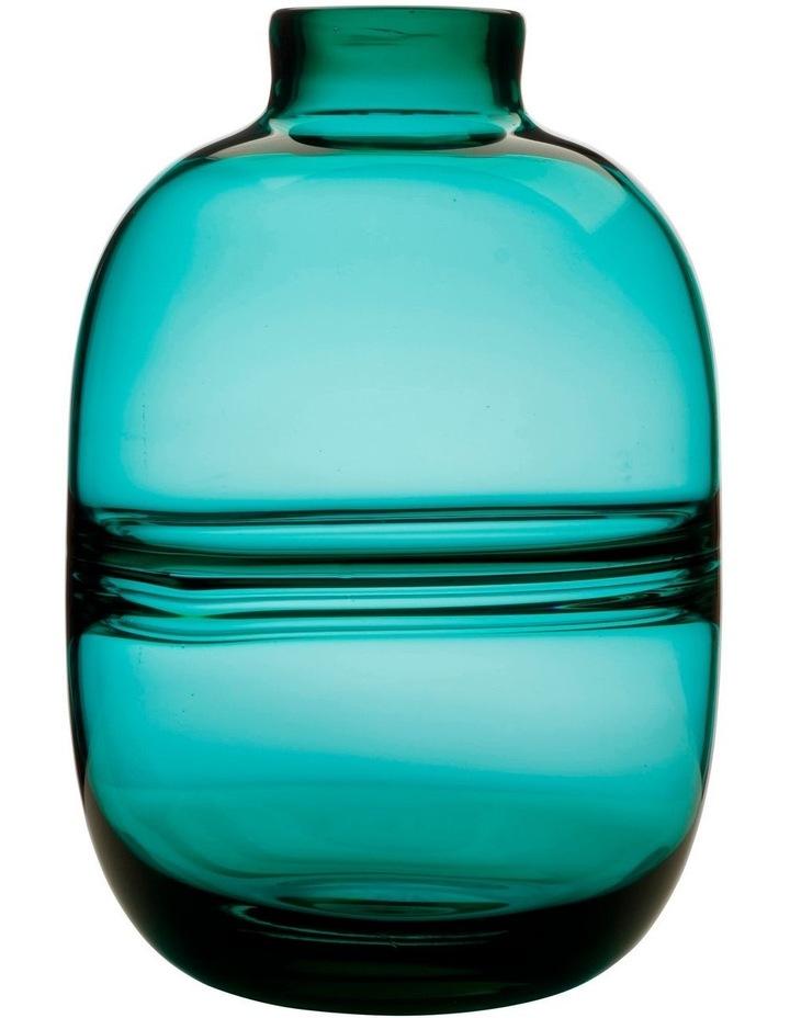 Flourish Orbit Vase 31cm Green image 1