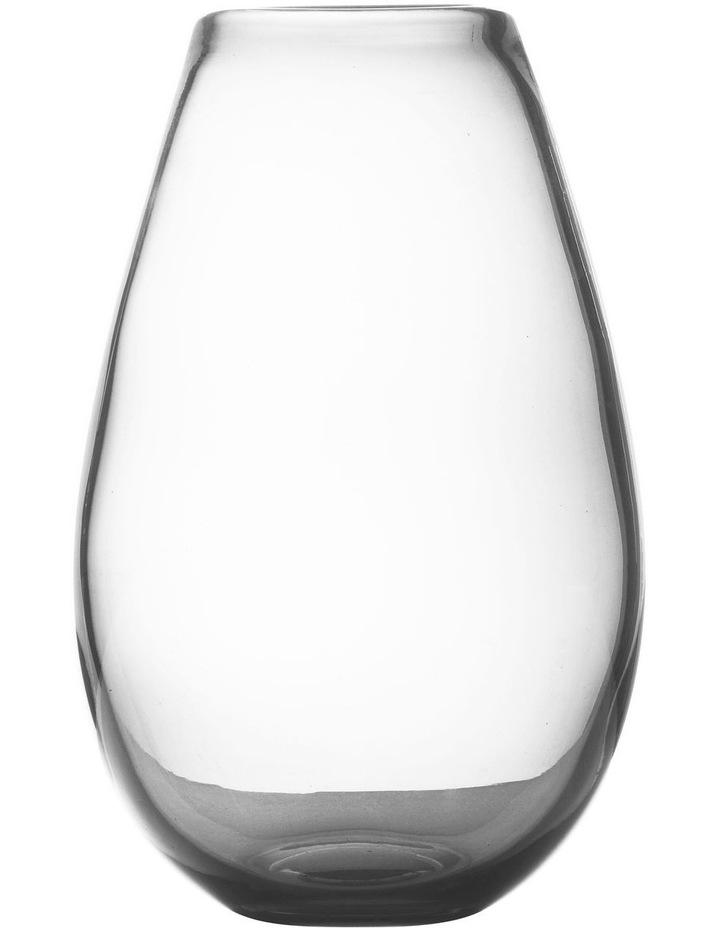 Flourish Taper Vase 21cm Clear image 1