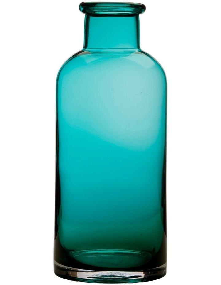 Flourish Bottle Vase 30cm Green image 1