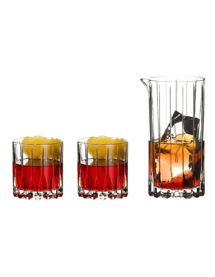 Bar Drink Specific Glassware Mixology Set Of 4 - Neat image 1