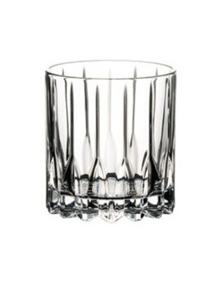 Bar Drink Specific Glassware Neat Set of 2 image 1