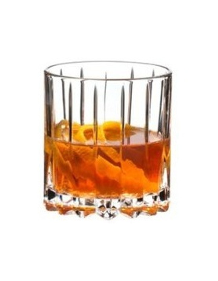 Bar Drink Specific Glassware Neat Set of 2 image 2