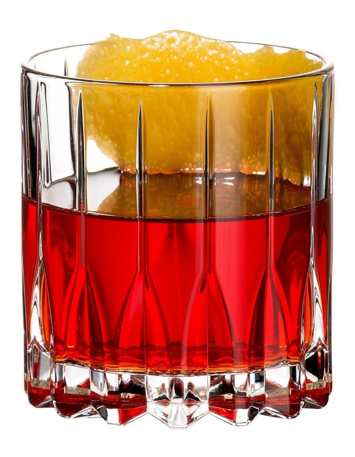 Bar Drink Specific Glassware Neat set of 4 image 2