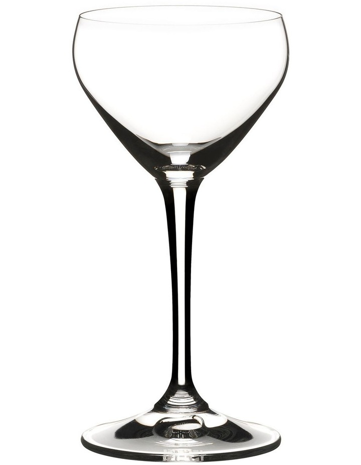 Bar Drink Specific Glassware Nick & Nora Twin Pack image 1