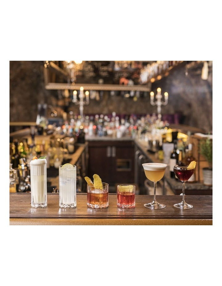 Bar Drink Specific Glassware Nick & Nora Twin Pack image 3