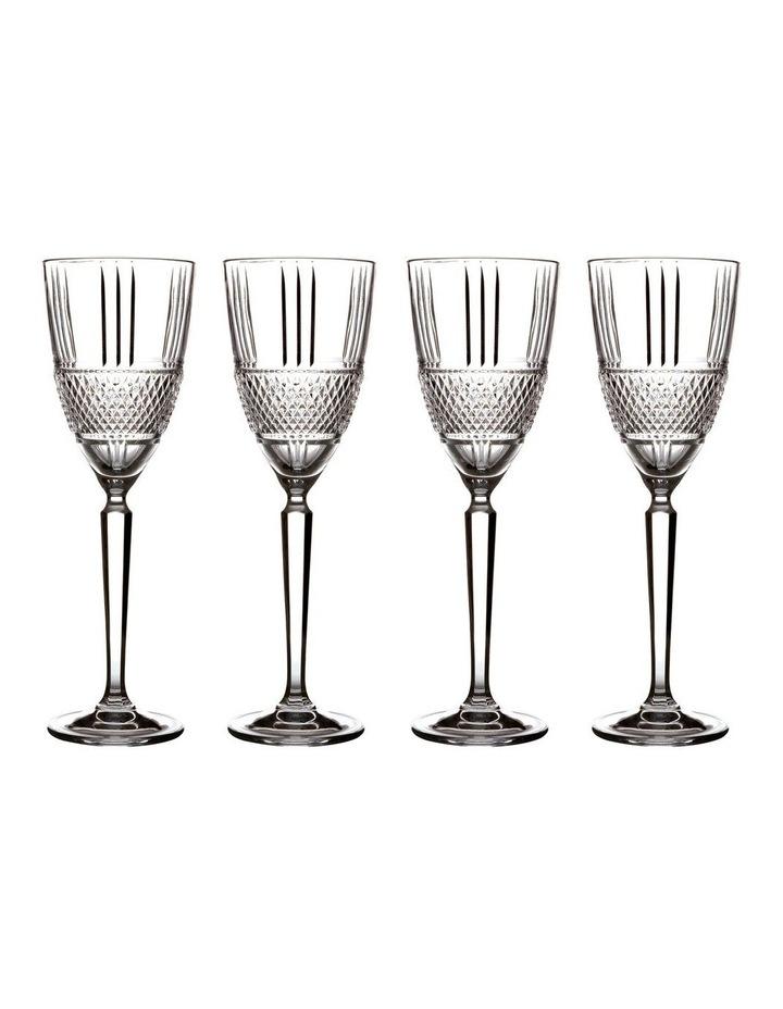Verona Wine Glass 225ML Set of 4 Gift Boxed image 1