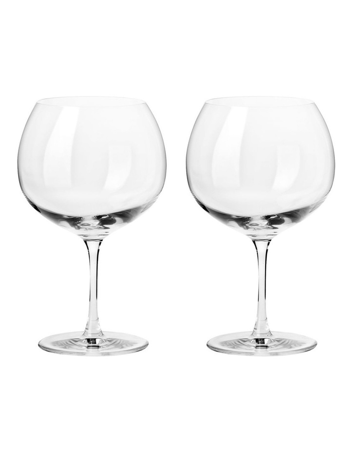 Duet Gin Balloon 670ML Set of 2 Gift Boxed image 1
