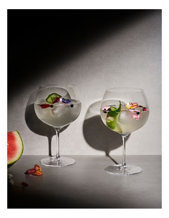 Duet Gin Balloon 670ML Set of 2 Gift Boxed image 2