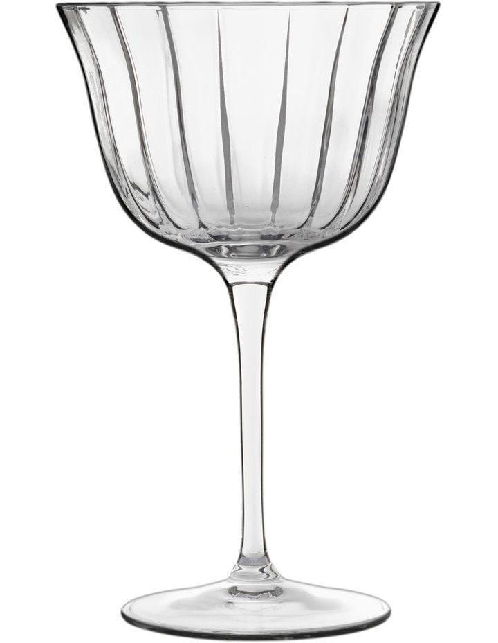 Set of 4 260ml Bach Retro Fizz in Clear image 1