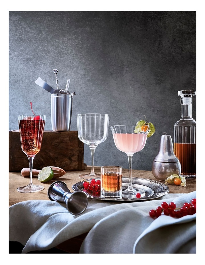 Set of 4 260ml Bach Retro Fizz in Clear image 2