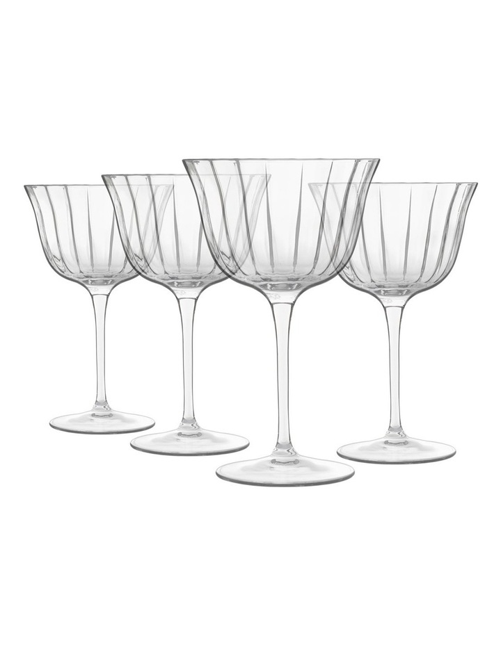Set of 4 260ml Bach Retro Fizz in Clear image 3