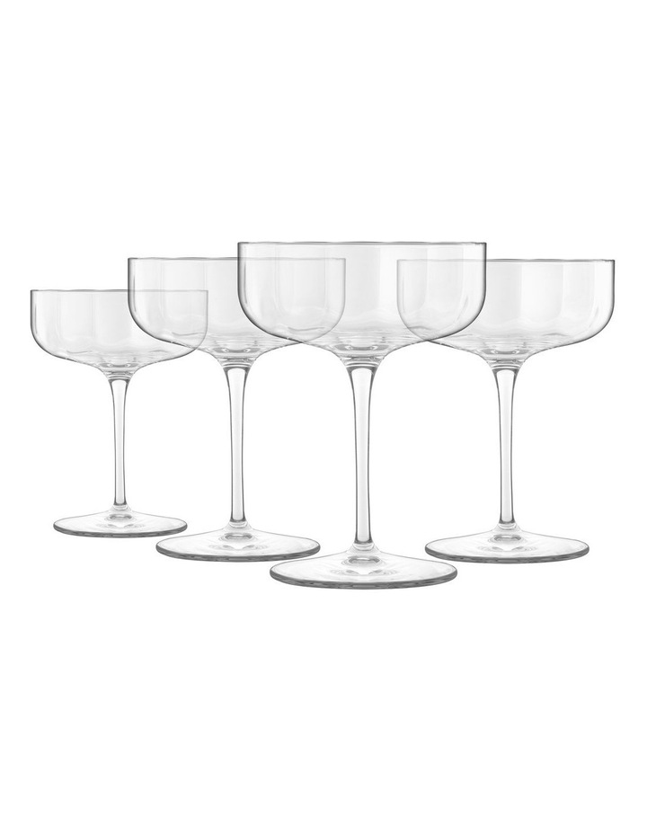 Jazz Cocktail Coupe Set of 4 image 3