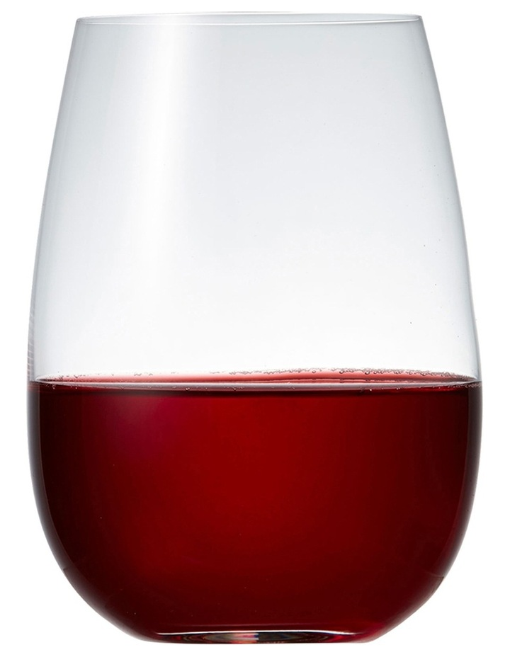 Cuvee Stemless Wine Glasses  Set of 6 image 3
