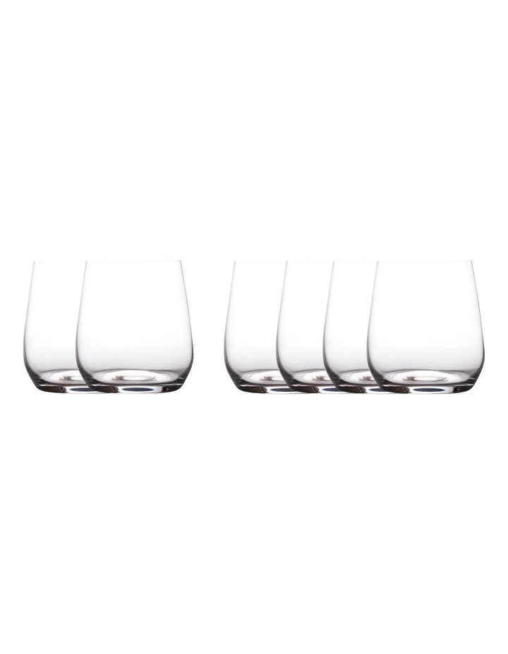 Cosmopolitan Stemless Wine 455ML Set of 6 Gift Boxed image 1