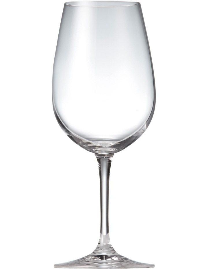 Salut Red Wine Glasses, Set of 6 image 1