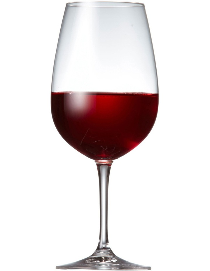 Salut Red Wine Glasses, Set of 6 image 3