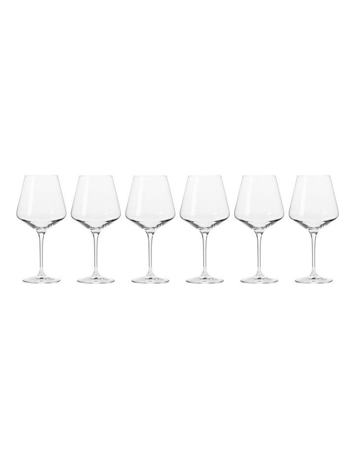 Avant Garde Wine Glass 460ML 6pc Gift Boxed image 1