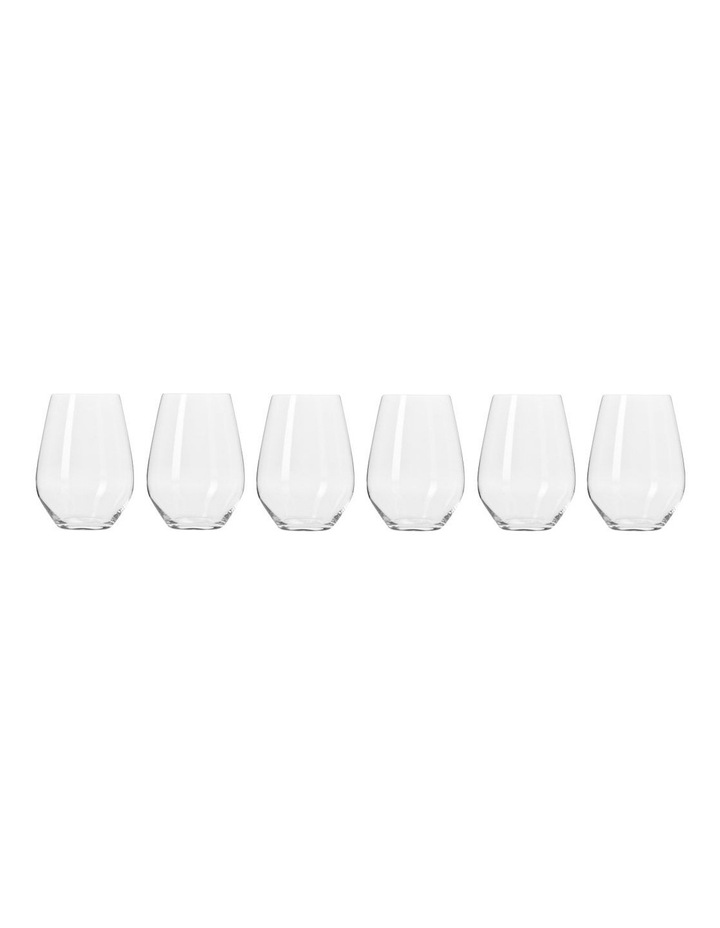 Harmony Stemless Wine 540ML 6pc Gift Boxed image 1