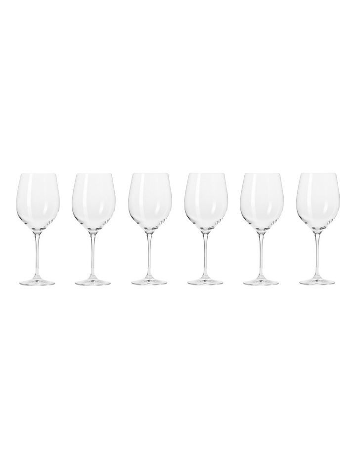 Harmony Wine Glass 450ML 6pc Gift Boxed image 1