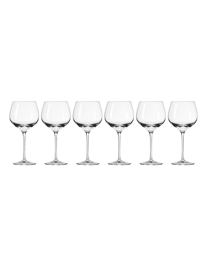 Harmony Wine Glass 570ML 6pc Gift Boxed image 1