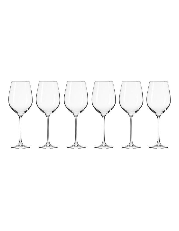 Splendour Wine Glass 500ML 6pc Gift Boxed image 1