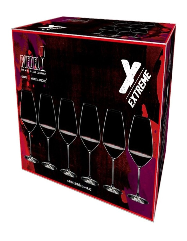 Extreme Shiraz Set of 6 image 3