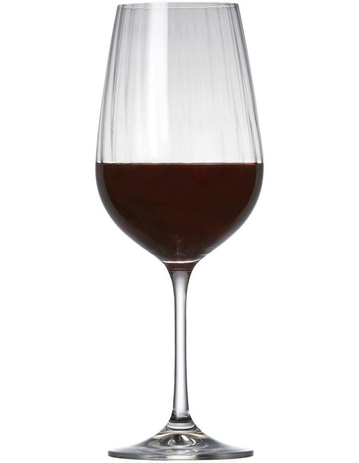 ROMANCE Red Wine Glass - Set of 6 image 1