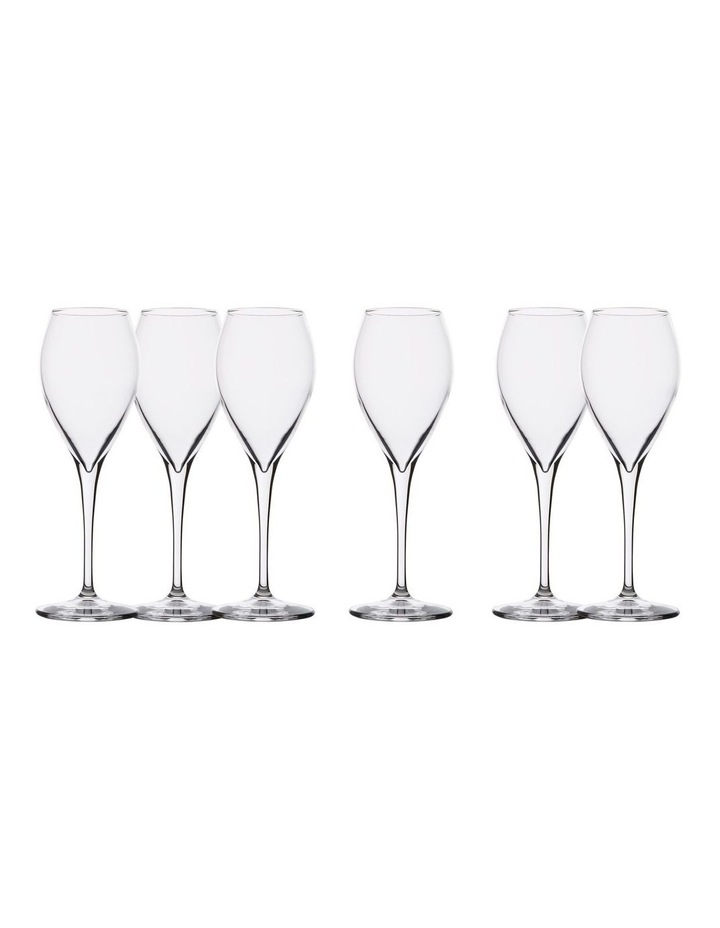 Sommelier Wine Glass 335ML Set of 6 Gift Boxed image 1