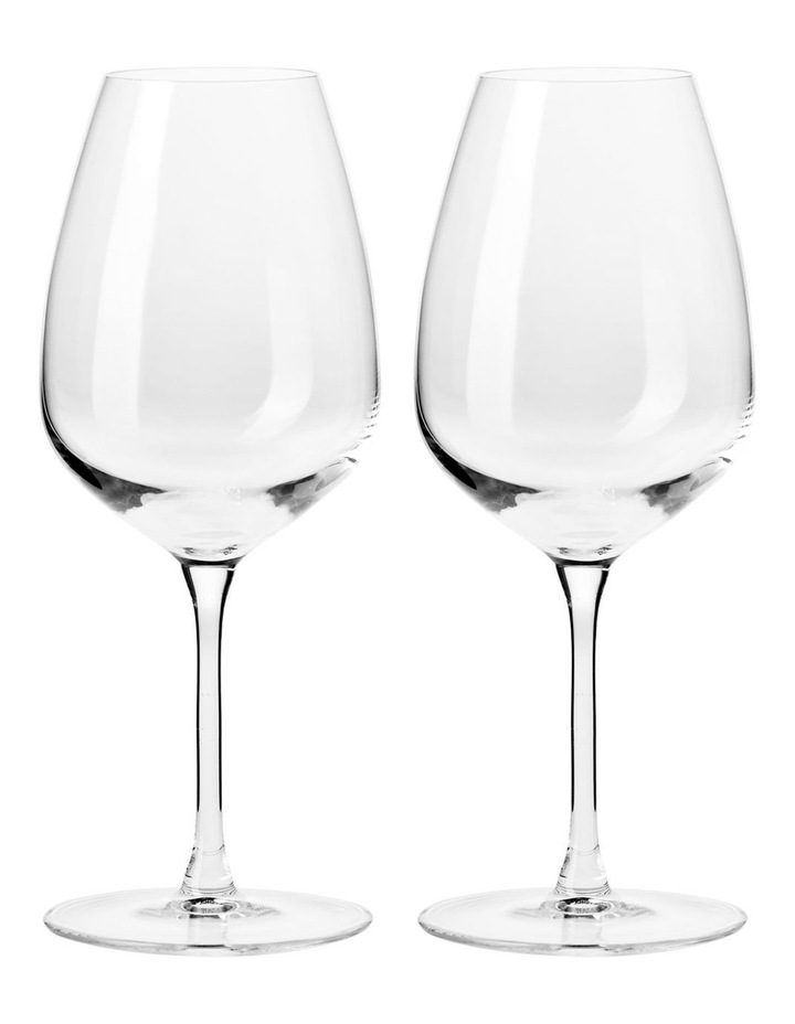 Duet Wine Glass 460ML Set of 2 Gift Boxed image 1