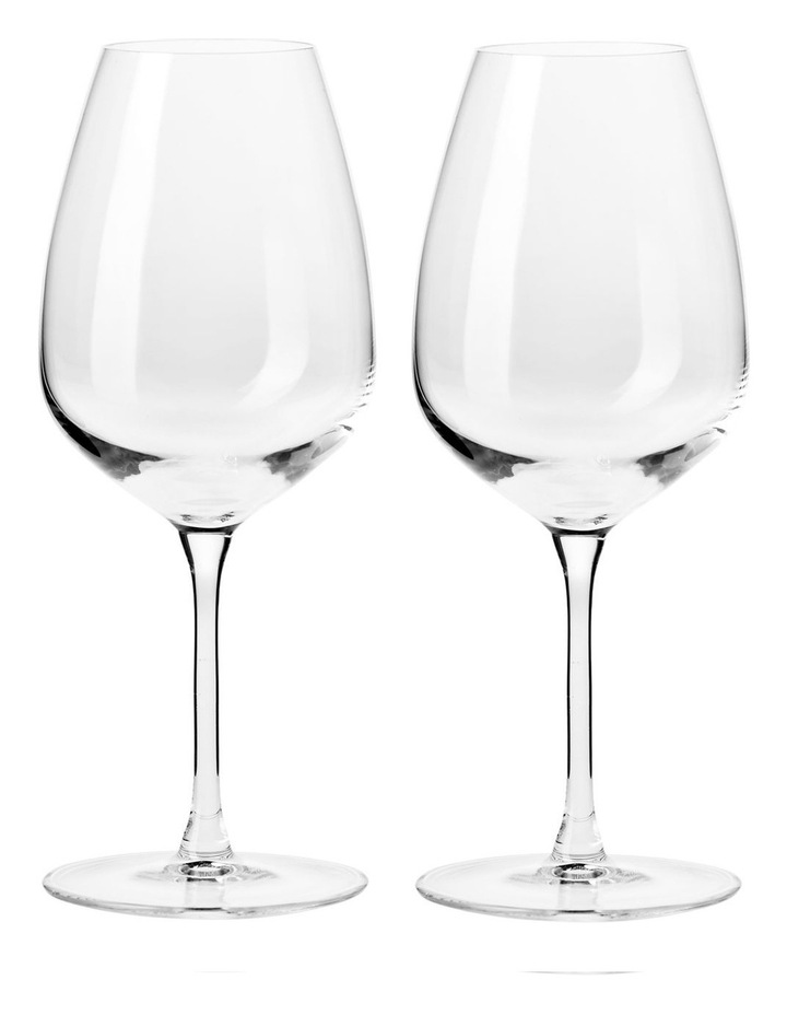 Duet Wine Glass 580ML Set of 2 Gift Boxed image 1
