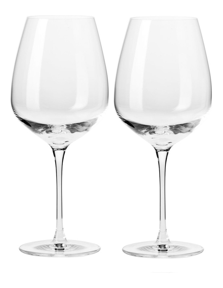 Duet Wine Glass 700ML Set of 2 Gift Boxed image 1