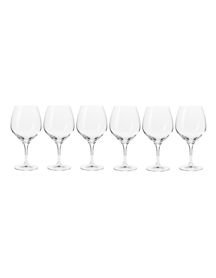 Harmony Pinot Glass 600ML 6pc Gift Boxed image 1