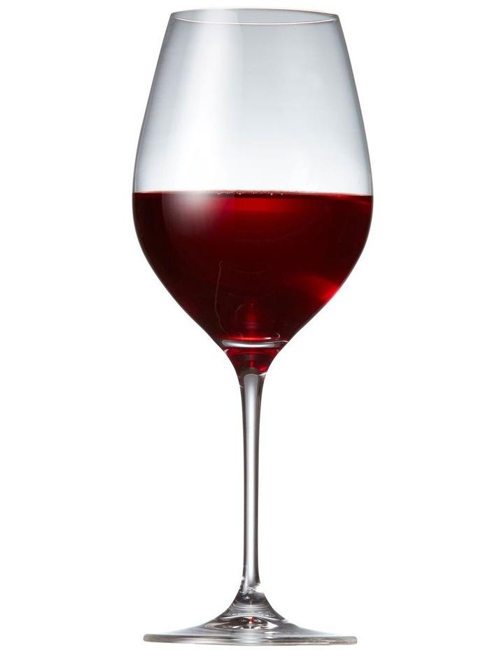 Cuvee Red Wine Glasses - Set Of 6 image 3