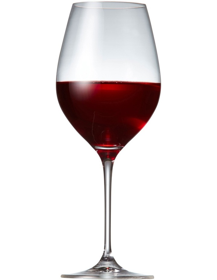 Cuvee Red Wine Glasses - Set Of 6 image 4