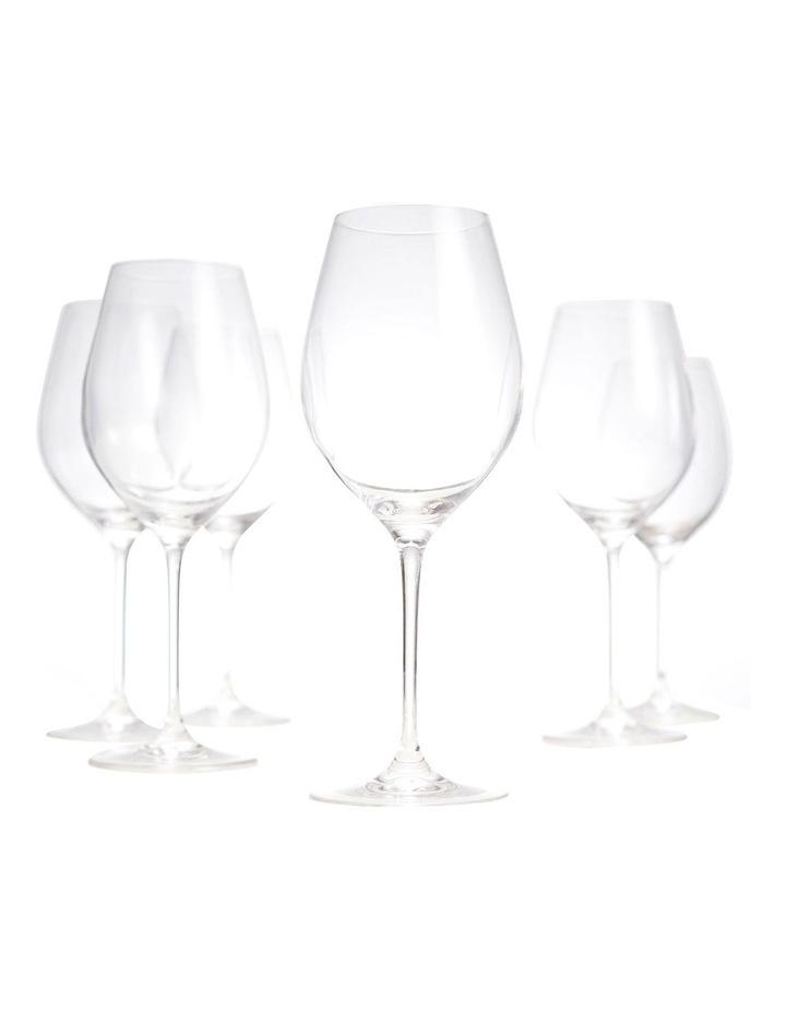 Cuvee Red Wine Glasses - Set Of 6 image 7