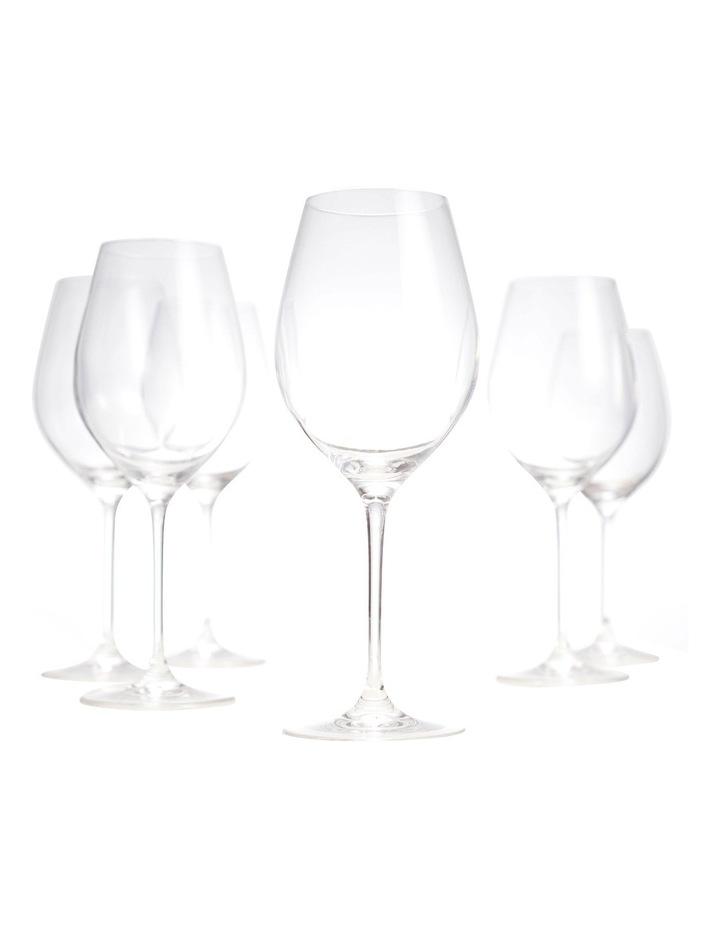 Cuvee Red Wine Glasses - Set Of 6 image 8