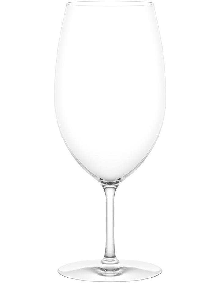 Everyday The RedorWhite Glass Set of 4 image 1