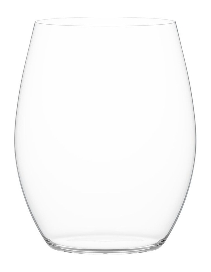Stemless Red   Set of 4 image 1