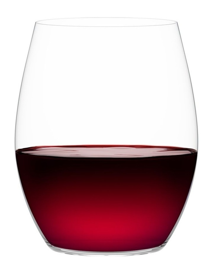 Stemless Red   Set of 4 image 2