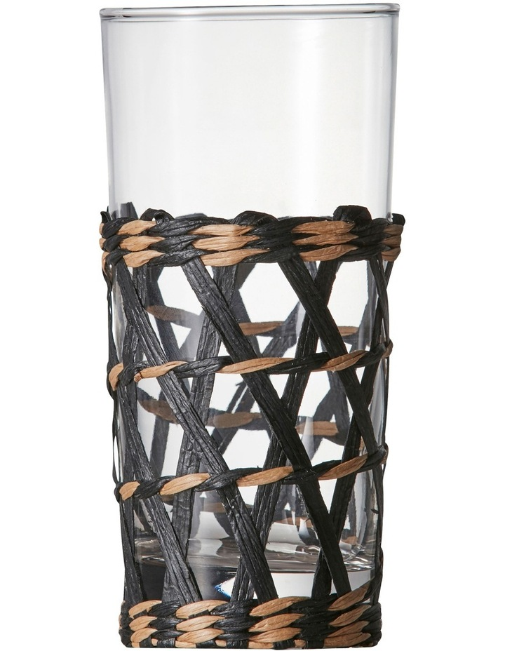 Woven Highball With Cover image 1