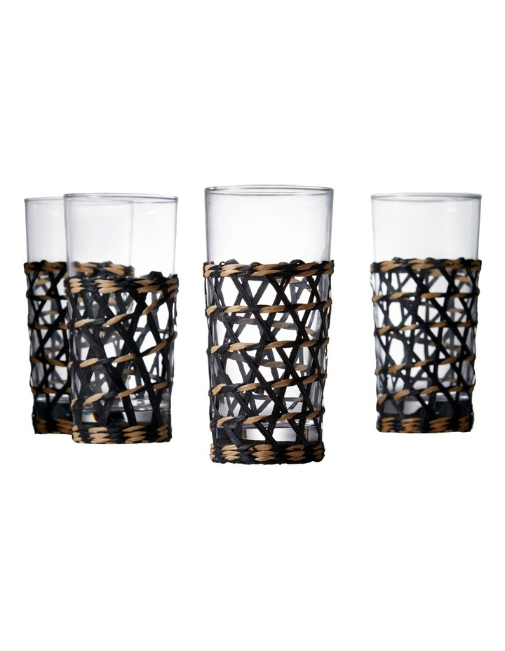 Woven Highball With Cover image 2