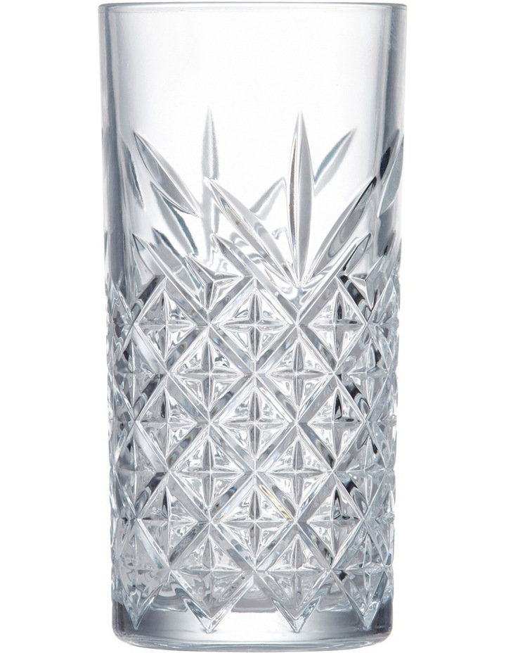 Winston High Ball Glass 450ml S/4 image 1
