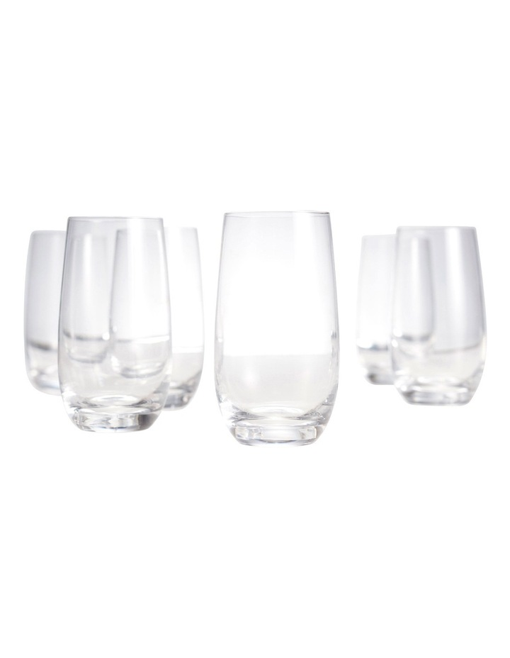 Cuvee Highball Glasses - Set Of 6 image 2