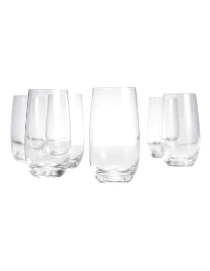 Cuvee Highball Glasses - Set Of 6 image 1